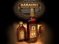 Traditional karaims drink